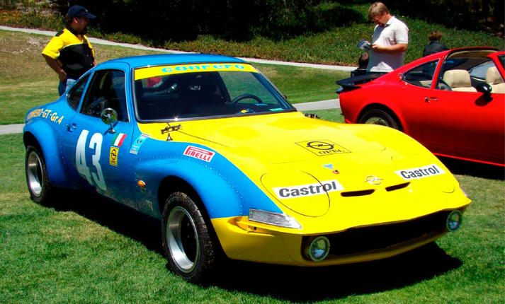 Opel Gt Source