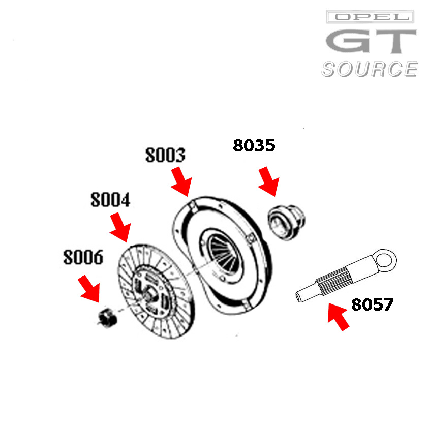 8072s_opel_clutch_kit_diagram01
